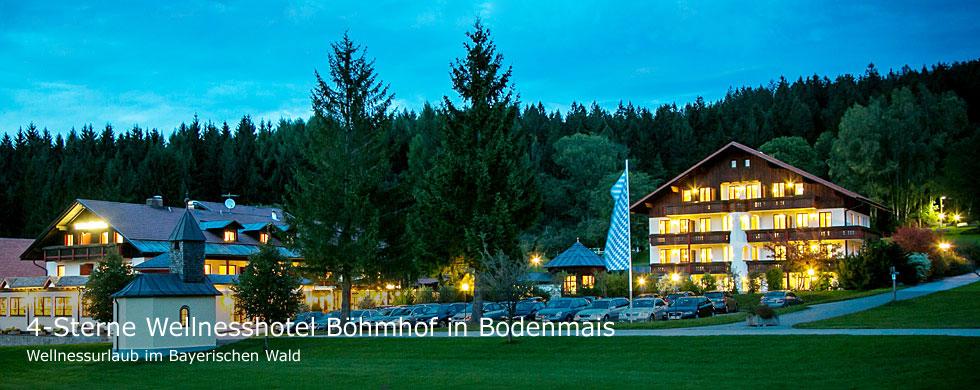 Hotel Böhmhof in Bodenmais
