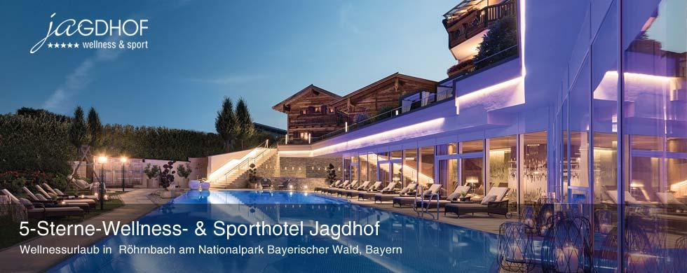 Hotel Jagdhof in Röhrnbach