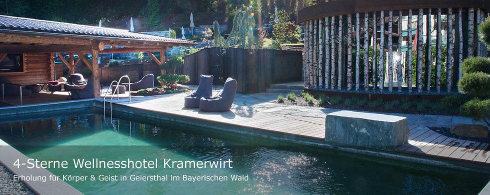 Hotel Kramerwirt in Geiersthal