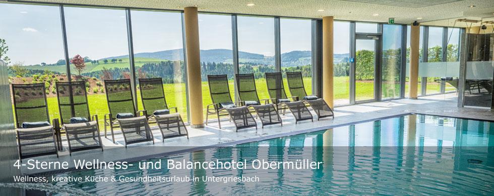 4-Sterne-Hotel Obermüller in Untergriesbach