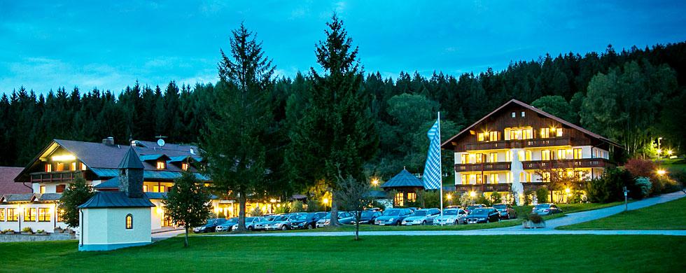 4-Sterne Hotel Böhmhof in Bodenmais Bayern