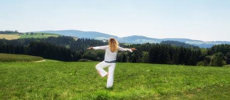 Wellnessurlaub in Untergriesbach